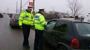 MARAMUREŞ: 14 şoferi au rămas pietoni după ce nu au respectat culoarea rosie a semaforului electric