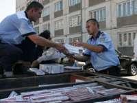 MARAMUREŞ: 16 persoane cercetate de poliţişti pentru contrabandă cu ţigări