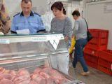 MARAMUREŞ: 657 kg de legume, fructe şi carne confiscate de poliţişti