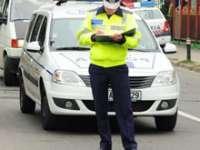 MARAMUREŞ: Amenzi de peste 26000 de lei aplicate ieri de poliţiştii rutieri