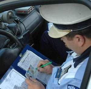 MARAMUREŞ: Amenzi în valoare de peste 168.000 de lei aplicate de poliţişti la finalul săptămânii trecute