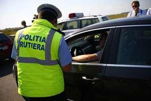 MARAMUREŞ: Aproape 300 de sancţiuni aplicate de poliţiştii rutieri în această săptămână