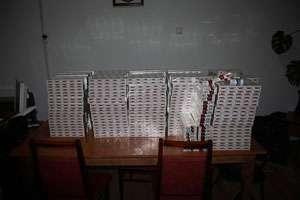MARAMUREŞ: Bărbat din Berbeşti reţinut pentru contrabandă. Ţigări în valoare de peste 48000 lei confiscate de poliţişti