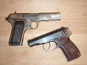 MARAMUREŞ: Cetăţean străin cercetat pentru infracţiuni la regimul armelor şi muniţiilor