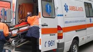 MARAMUREŞ: Cinci persoane au ajuns la spital în urma unui accident rutier