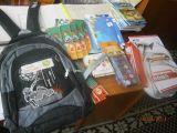 MARAMUREŞ - Începe distribuirea pachetelor cu rechizite pentru elevii din familii defavorizate