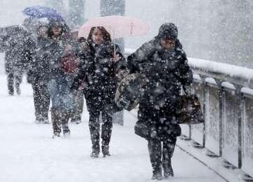 MARAMUREŞ: Informare meteorologică de ninsori și intensificări ale vântului