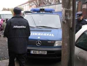MARAMUREŞ: Nereguli la normele de ordine şi linişte publică sancţionate de jandarmi