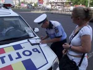 MARAMUREŞ: Pietoni sancţionaţi pentru nerespectarea regulilor de circulaţie