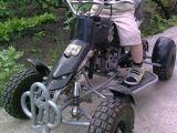 MARAMUREŞ: Un minor în vârstă de 10 ani a a condus un mini ATV şi a accidentat doi copii de 3 ani