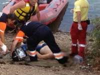 MARAMUREŞ: Un tânăr de 25 de ani s-a înecat în timp ce era la pescuit