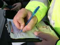MARAMUREȘ: 14 permise de conducere reținute ieri de polițiști