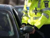 MARAMUREȘ: 160 de sancţiuni rutiere aplicate de poliţişti într-o singură zi