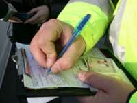 MARAMUREȘ: 30 de permise de conducere reținute de polițiști de Paște