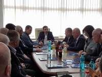 Maramureşul a fost invitat să se alăture Euroregiunii Siret-Prut Nistru