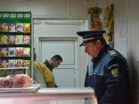 MARAMUREȘ - Acțiune a polițiștilor pentru combaterea contrabandei cu tutun şi contrafacerii de mărfuri