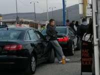 MARAMUREȘ - Acţiune în târgul auto derulată de către polițiști