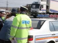 Maramureș - Acțiuni ale polițiștilor rutieri