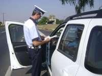 MARAMUREȘ: Amenzi de peste 12.000 de lei aplicate ieri de poliţişti participanţilor la trafic