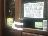 MARAMUREȘ - BILANȚ al controalelor Antifraudă ANAF: Șase puncte de lucru închise și amenzi în valoare de 160.000 lei