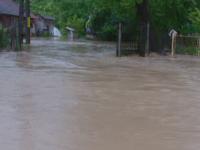MARAMUREȘ - Cod galben de inundații până vineri după-amiază