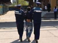 MARAMUREȘ: Doi tineri de 15 şi 18 ani prinşi de poliţişti la scurt timp de la comiterea unui furt