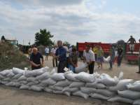 MARAMUREȘ: Exerciţiu de simulare a inundaţiilor în bazinul hidrografic al râului Someș