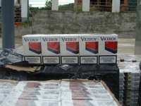 MARAMUREȘ: Ţigări de contrabandă confiscate de poliţişti