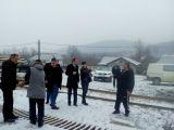 MARAMUREȘ - În Țicău se va amenaja o trecere de cale ferată