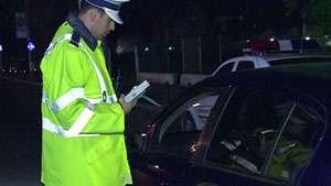 MARAMUREȘ: La volan sub influenţa alcoolului sau cu permisul reţinut