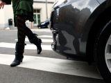 MARAMUREȘ: Nouă permise de conducere reţinute pentru neacordarea priorităţii de trecere pietonilor