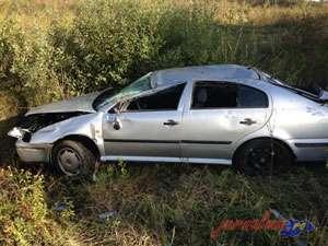 MARAMUREȘ - O ÎNTREAGĂ FAMILIE ÎN SPITAL după ce autoturismul în care se aflau a fost implicat într-un accident