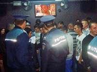 MARAMUREȘ: Peste 200 de poliţişti au efectuat controale în baruri şi discoteci