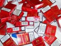 MARAMUREȘ: Peste 200 pachete cu ţigări de contrabandă confiscate de poliţişti