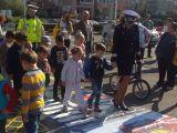 """MARAMUREȘ: Peste 300 de copii au participat la acțiunea """"Verde la educație pentru circulație"""""""