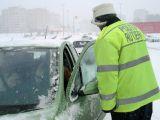 MARAMUREȘ: Polițiștii rutieri au acționat pentru siguranța participanților la traficul rutier