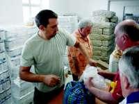 MARAMUREȘ: Pregătiri pentru distribuţia alimentelor de la Uniunea Europeană