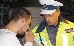 MARAMUREȘ: Sub influenţa alcoolului la volanul unui autovehicul neînmatriculat