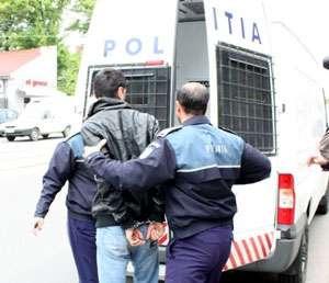 MARAMUREȘ: Tânăr reţinut  de polițiști pentru tâlhărie