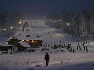 Maramureș: Toate pârtiile de schi sunt deschise pasionaților sportului alb