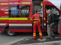 MARAMUREȘ: Trei persoane rănite în urma unui accident