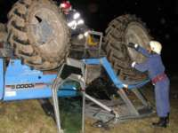 MARAMUREȘ: Un bărbat a decedat strivit de un tractor