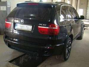 Maramureşean depistat la volanul unui BMW X5 furat din Rusia