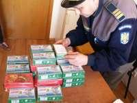 Maramureșean prins în flagrant de polițiști în timp ce oferea spre vânzare peste 2200 petarde