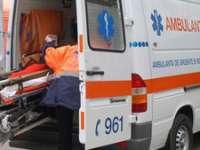 Maramureșean transportat la spital în urma unui accident rutier