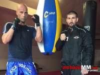 Maramureșeanul Norbert Liviu Dohi, vicecampionul european la kickboxing