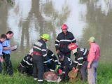 Maramureșeanul salvat miercuri din Someş a murit la spitalul din Dej