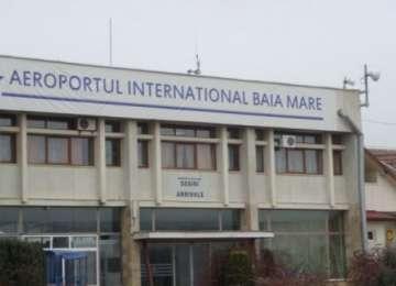 Maramureșenii solicită curse internaționale din aeroportul Baia Mare