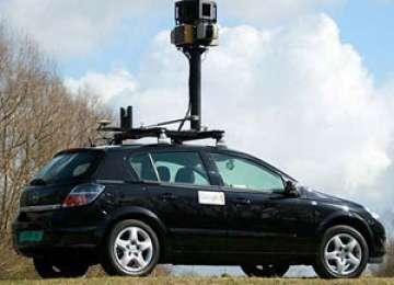Maramureșul  este vizibil pe Google Street View