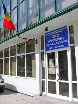 Maramureşul poate deveni centru regional pe inspecţia muncii